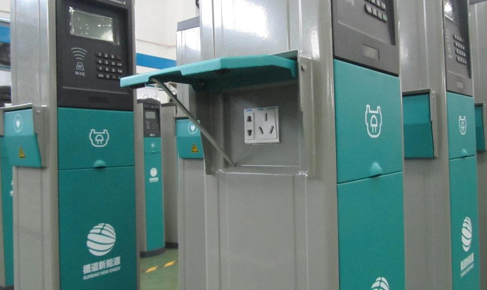 produttori colonnine ricarica auto elettriche